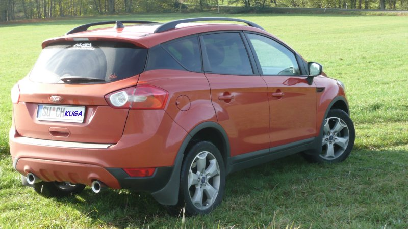 ford kuga ecosport edge kuga changes suv modification autos post. Black Bedroom Furniture Sets. Home Design Ideas