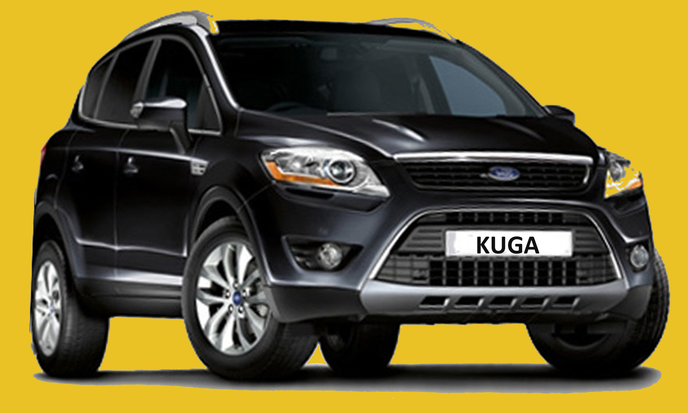ford kuga ford suv kuga umbauten anderungen. Black Bedroom Furniture Sets. Home Design Ideas